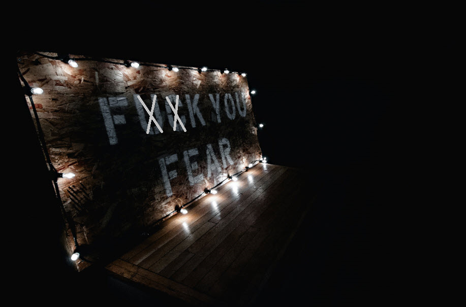 Episode 276 – Feel The Fear and Do It Anyway