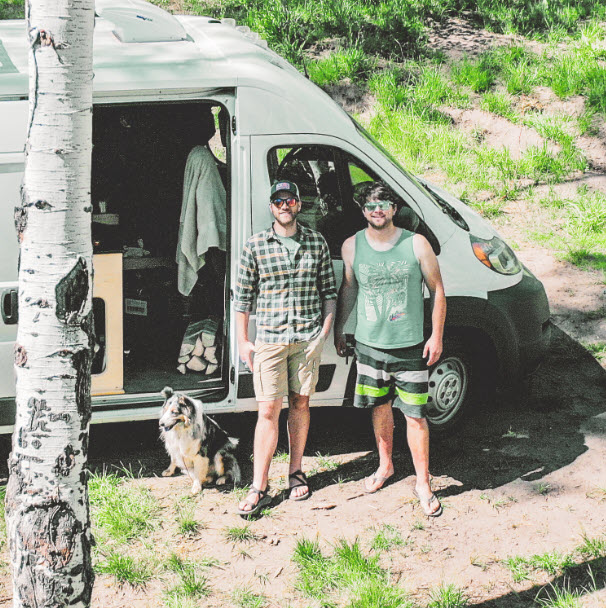 Episode 301 – Traveling, Investing and Living Life With Daniel and Quinn